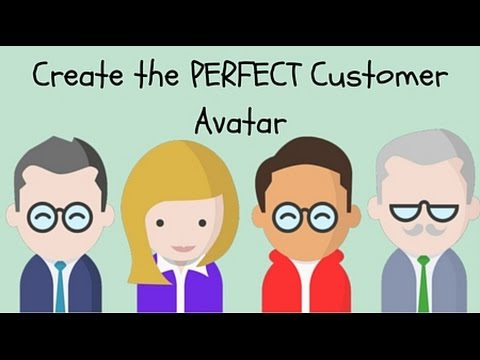 Develop a Customer Avatar